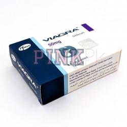 Viagra 50mg 4's - Original