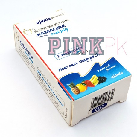 Kamagra Oral Jelly in Pakistan - Product Pictures